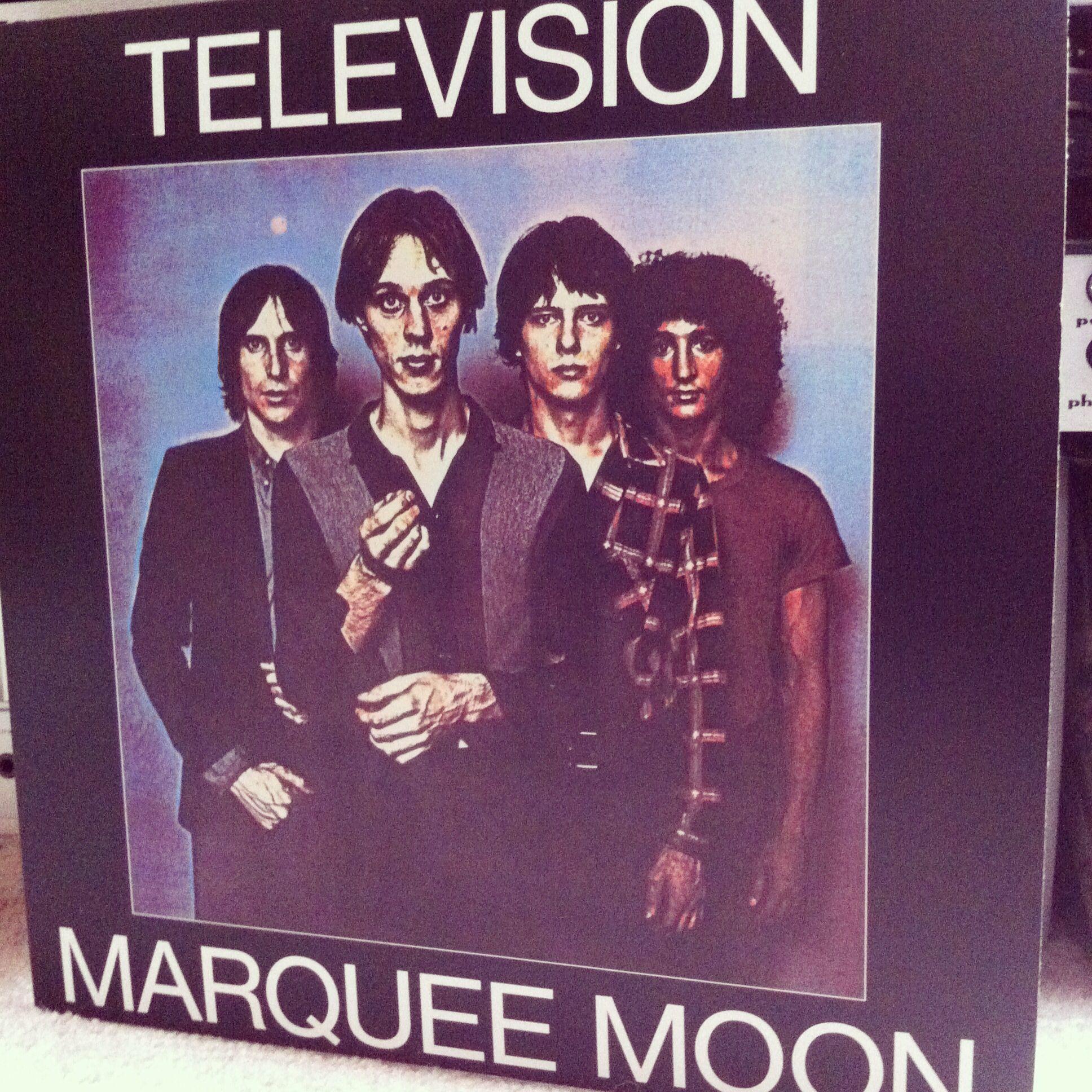 Snake Oil Recording S Morning Listening Television Marquee Moon Rva Rvamusic Recording Vinyl Studio Audio R Tom Verlaine Great Albums Music Albums