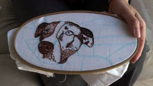 Photoembroidery Create Your Own Embroidery Pattern From A