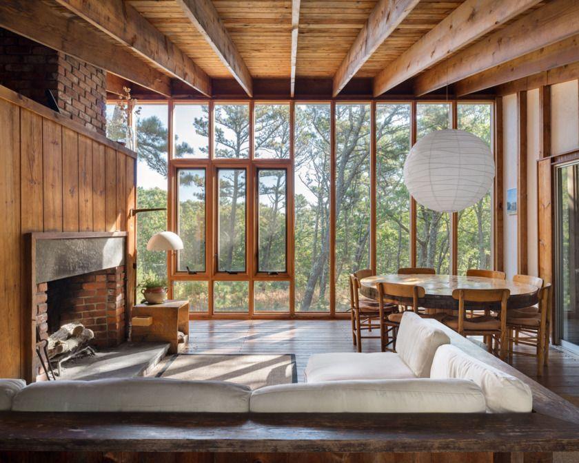 Look Inside Cape Cod's Hidden Modern Houses