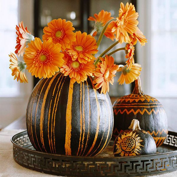 Seriously Lovely Pumpkin Decorations! - B. Lovely Events