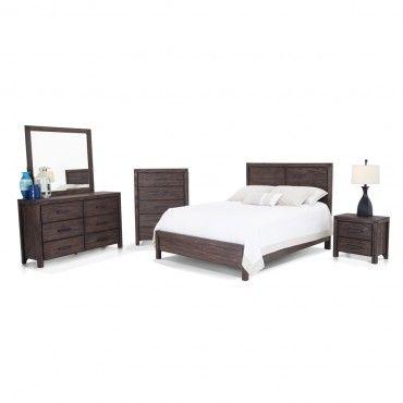Austin 8 Piece Queen Bedroom Set Bedroom Sets Bedroom Set