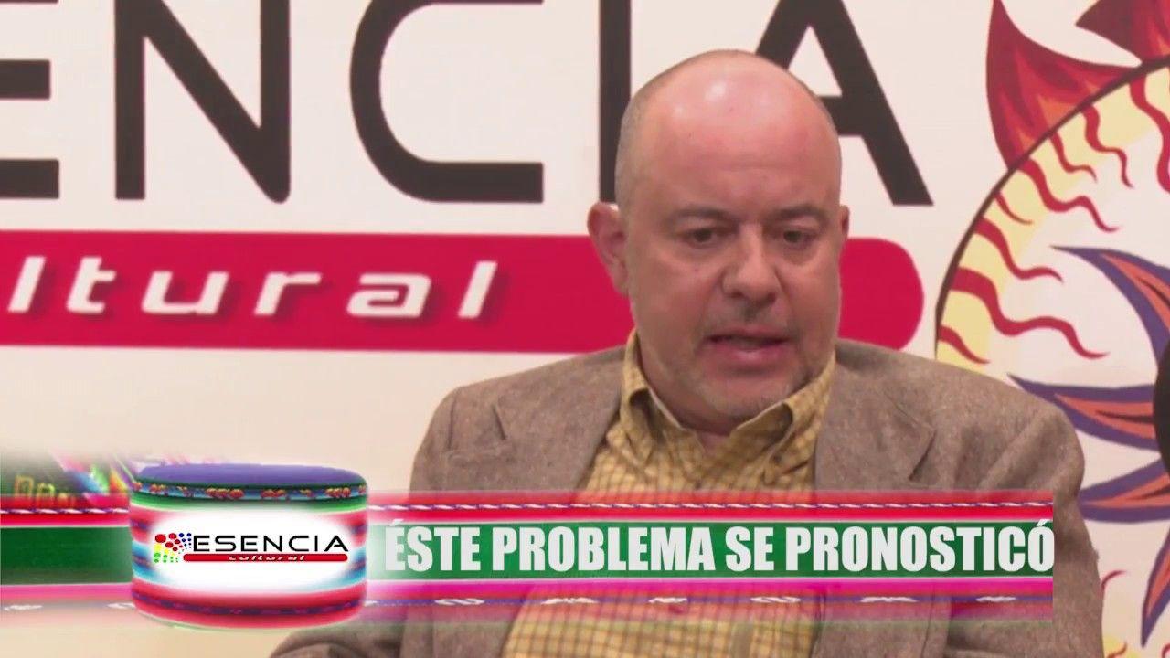 Problemática del agua en La Paz.  Dra. D. I. Contreras Z., Dr. E. Richard