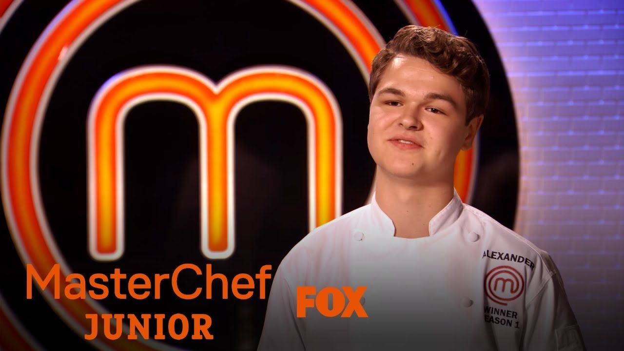 Where Are They Now Alexander Season 1 Winner Masterchef