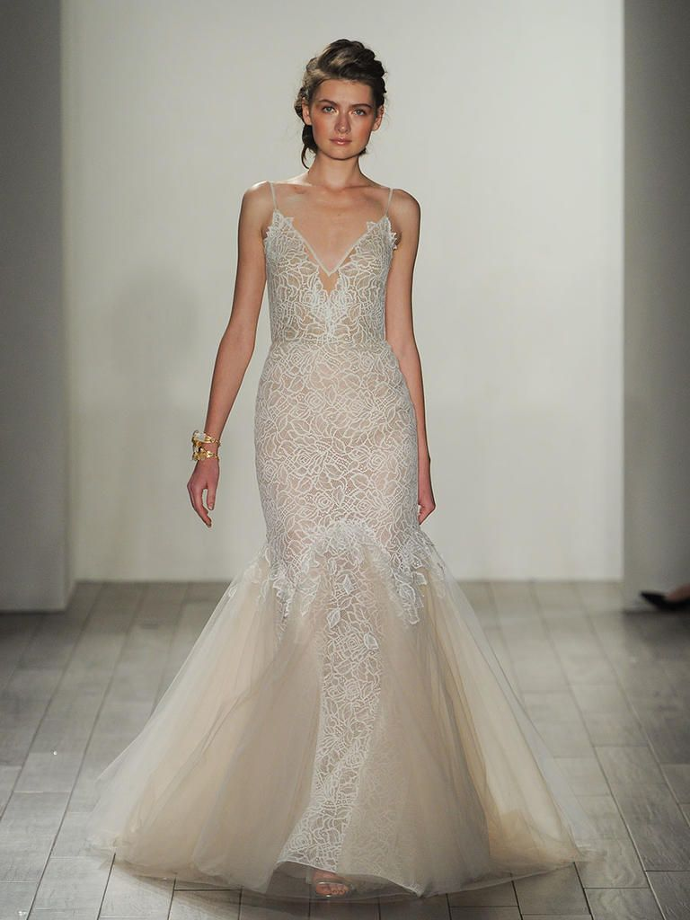 Great Hayley Paige Fall Shimmering Ethereal Wedding Dresses