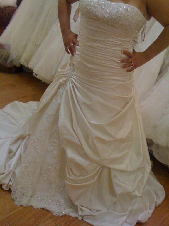 Custom Wedding Dresses - Made To Measure by Darius Bridal | Dream ...