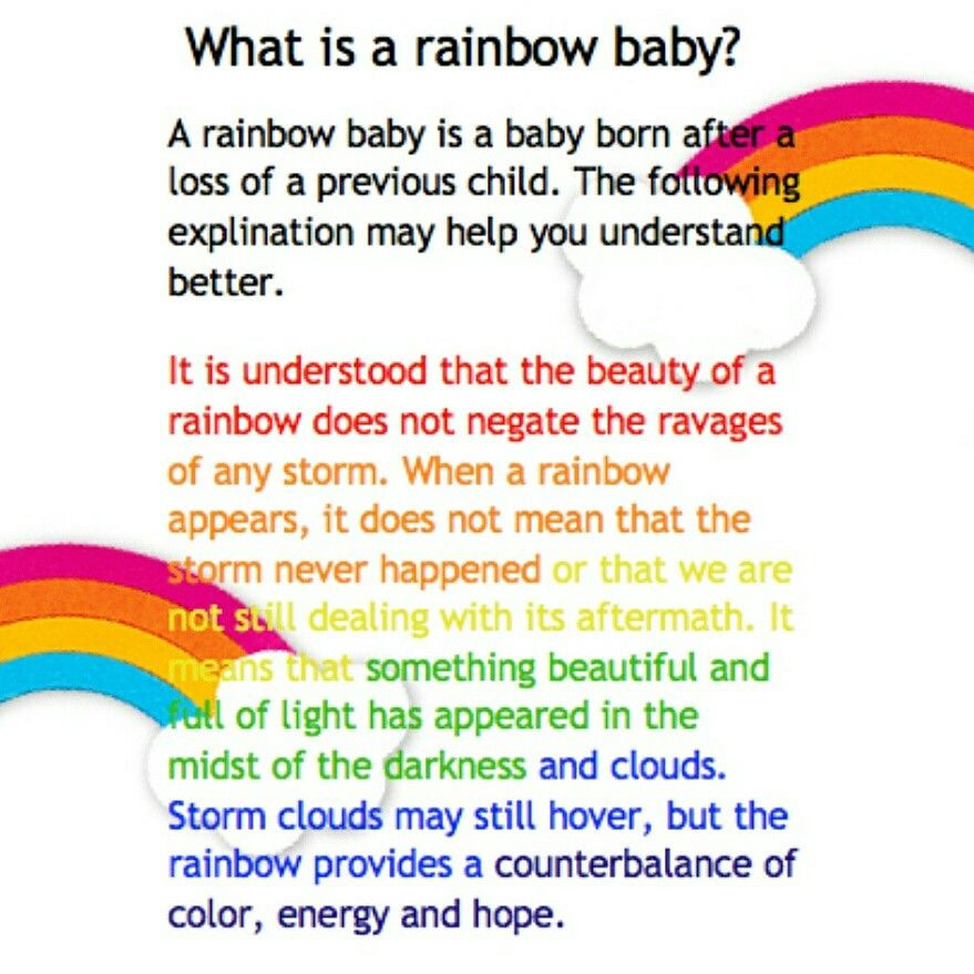 our rainbow baby what is a rainbow baby here you go