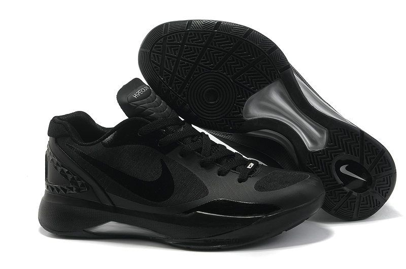Nike Hyperdunk Black Basketball Shoes