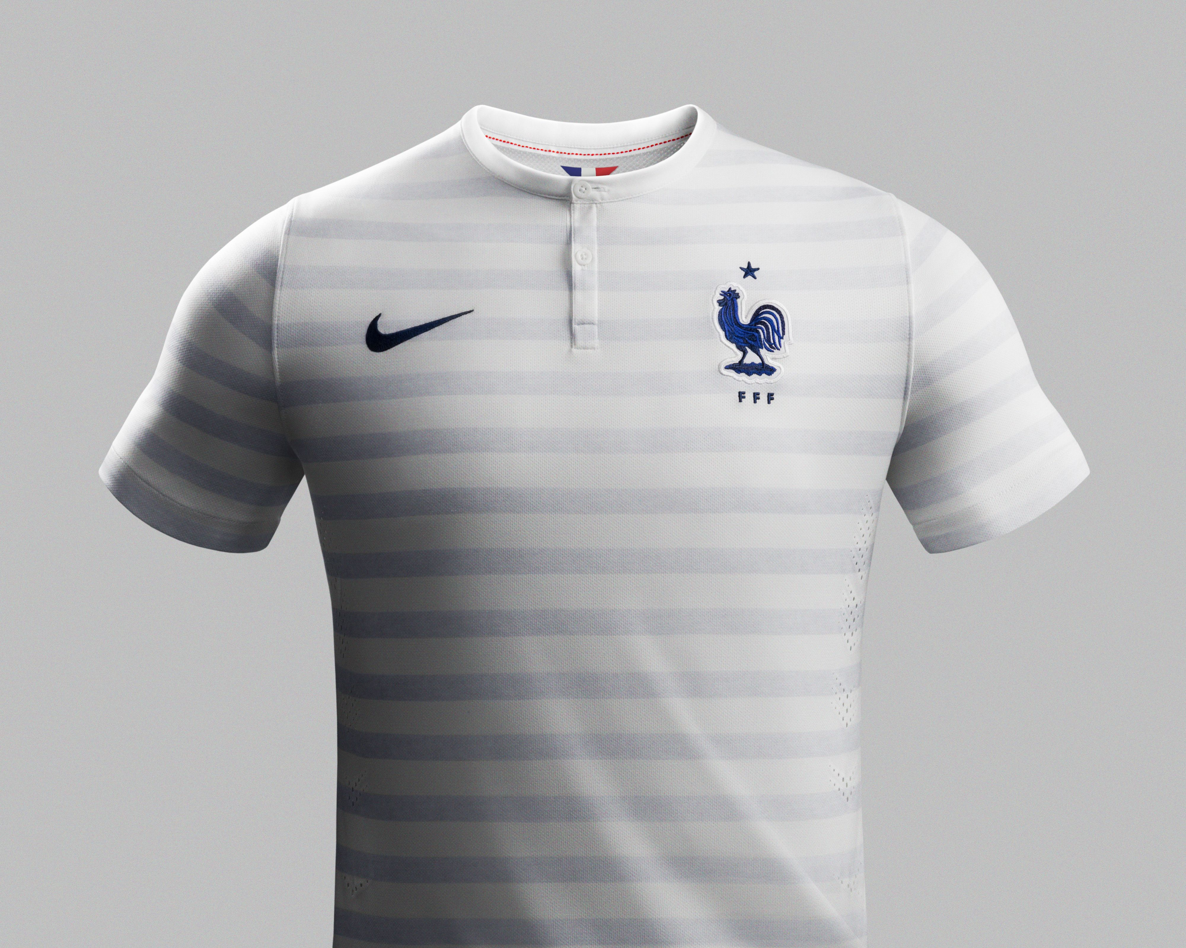 quality design 2e119 9d0c4 France Away Kit for World Cup 2014 #worldcup #brazil2014 ...