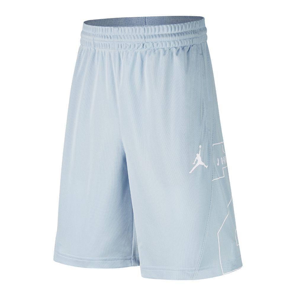 73563f2f0f4 Jordan Two-Three Big Kids' (Boys') Shorts, by Nike Size Medium (Blue) -  Clearance Sale