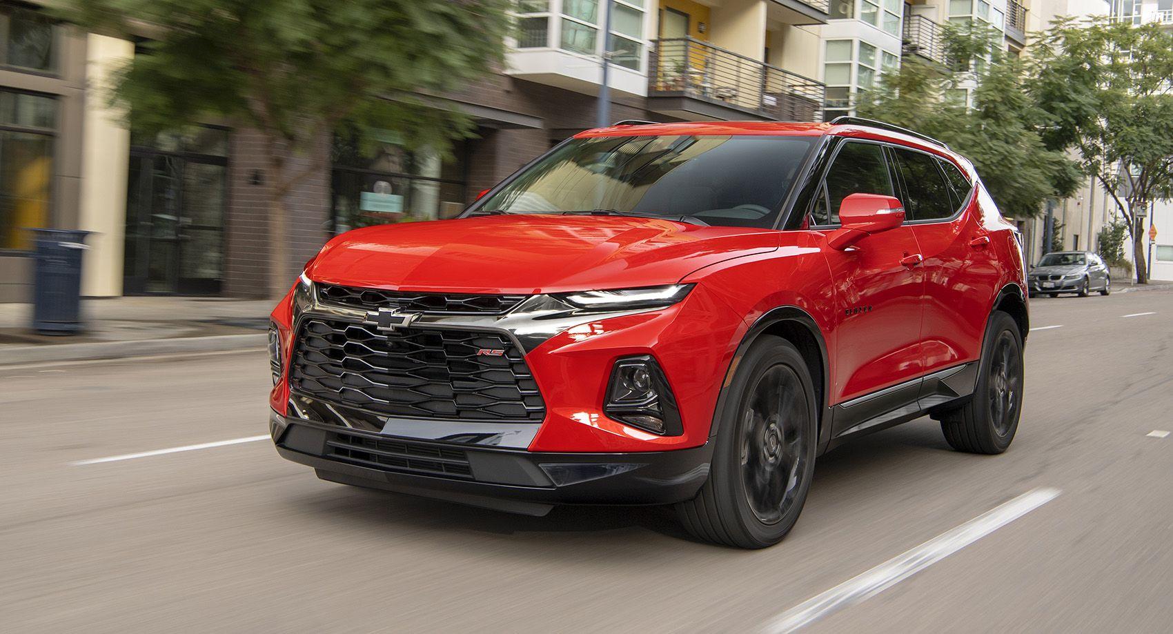 Todos Los Precios Del Chevrolet Blazer Para Mexico Chevrolet Blazer Chevy Trailblazer Chevrolet Trailblazer