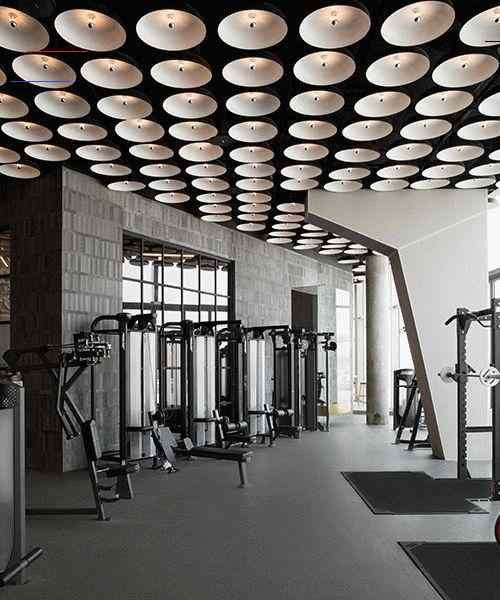 Ideas Fitness Interior Design Gym Architecture Fitness & #fitness ideen-eignungs-innenarchitektur-tu...