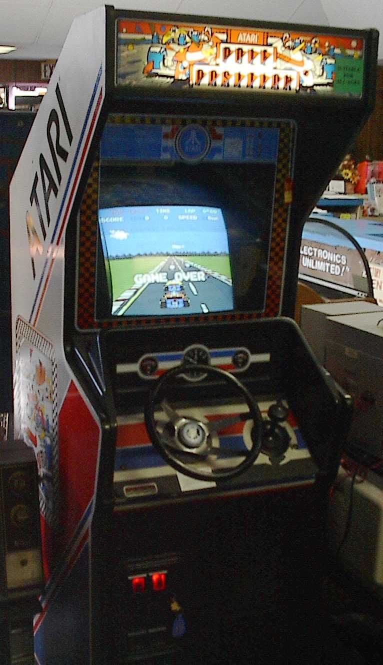 Arcade Driving School >> Atari S Pole Position One Of The Most Memorable Arcade Driving Games