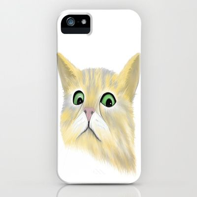 Calico iPhone Case by Veronica Ventress - $35.00