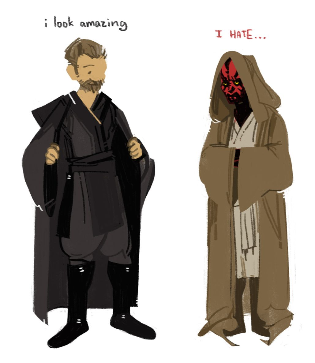 jedi and sith clothing switch | Star Wars | Pinterest | Sith, Star ...