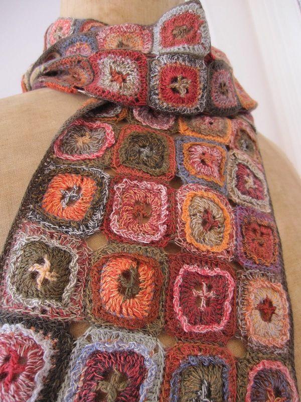 кутаясь в цветы Sophie Digard Crochet вязание дизайнеры