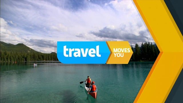 Travel Channel approached Capacity to refresh their brand, and to add an extra level to their new logotype. After a lot of iterations, we settled on a stylized arrow to house the type, giving a sense of movement and forward travel to the logo. It was only natural that the rest of the package consist of forward movement, the arrows guiding the viewer to different shows and content. The end result is a colorful on-air package that feels kinetic, constantly moving from place to place :)…