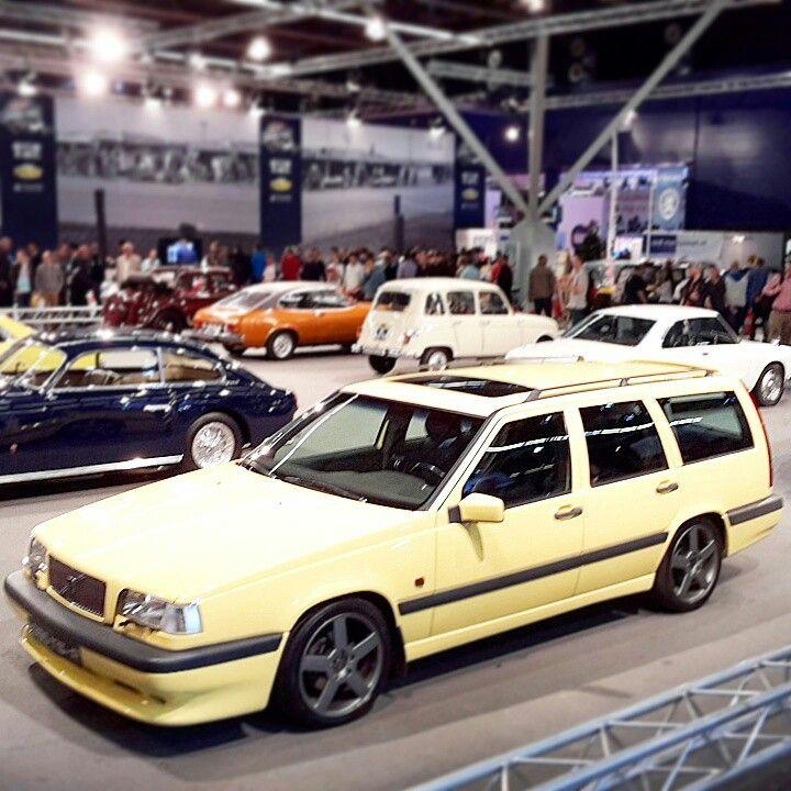 #AutoRai 2015 #Volvo 850 T5R