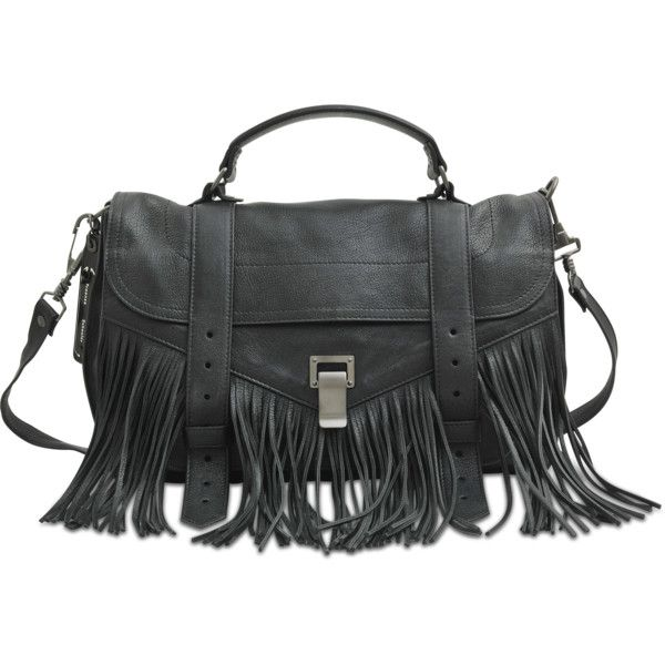 2c81723868 Proenza Schouler PS1 Medium Fringe bag ( 1
