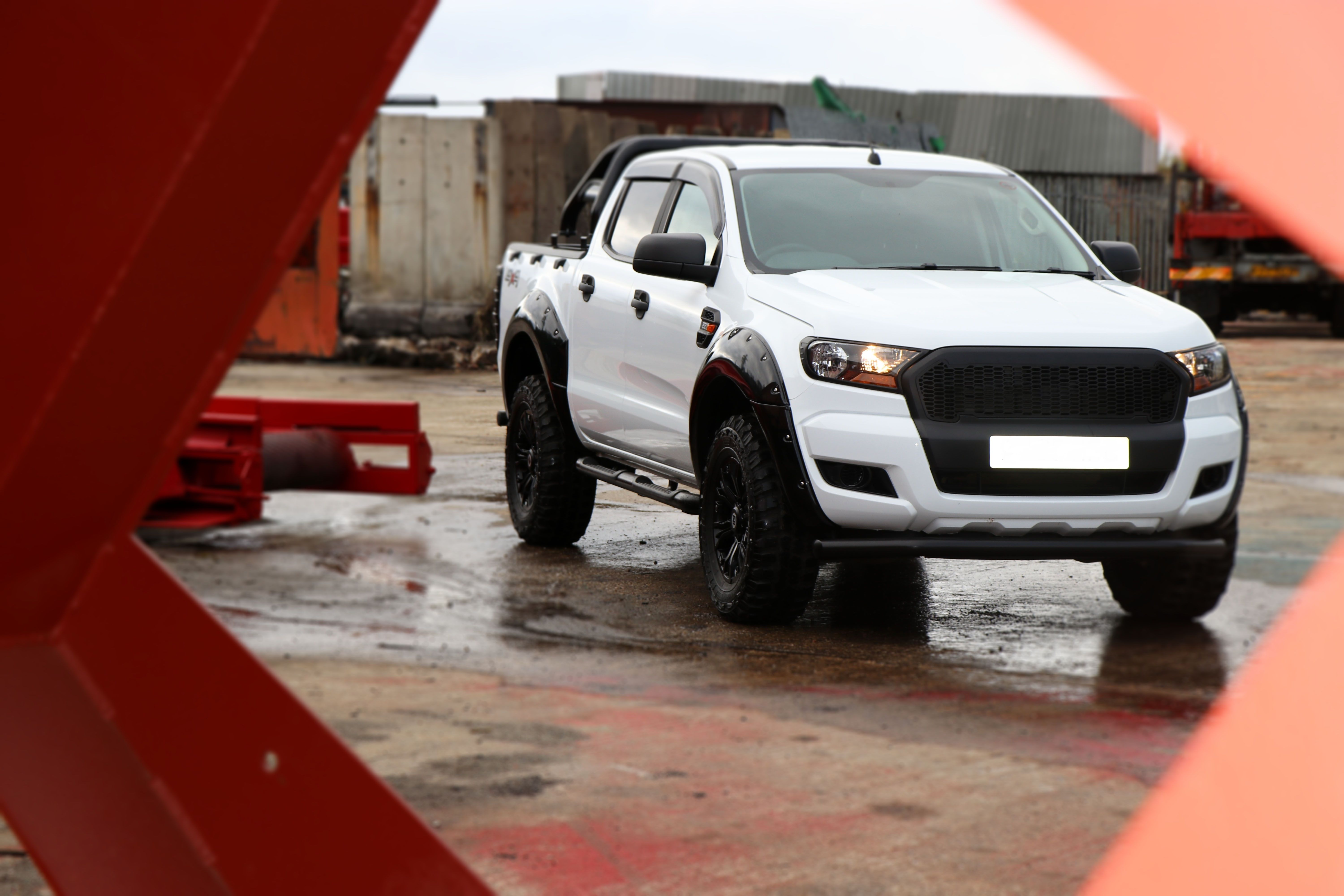 Introducing our seeker raptor conversion for preowned t7