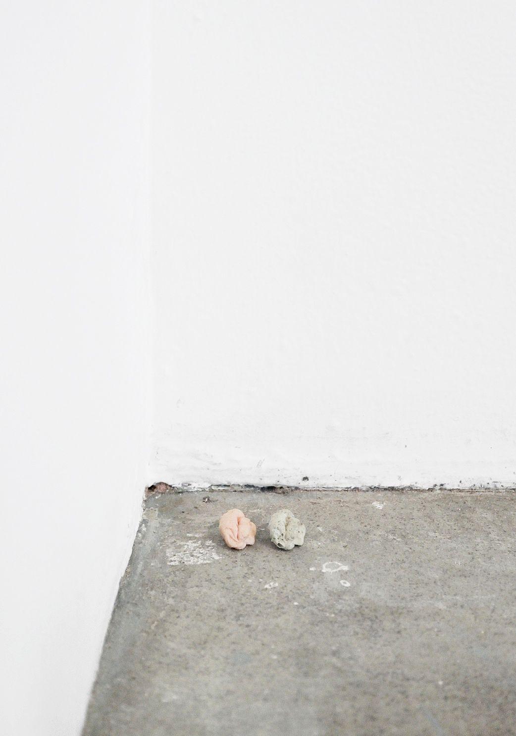 Nina Canell, {ITALIC}Remembrance (Colourless){ENDITALIC}, 2013.
