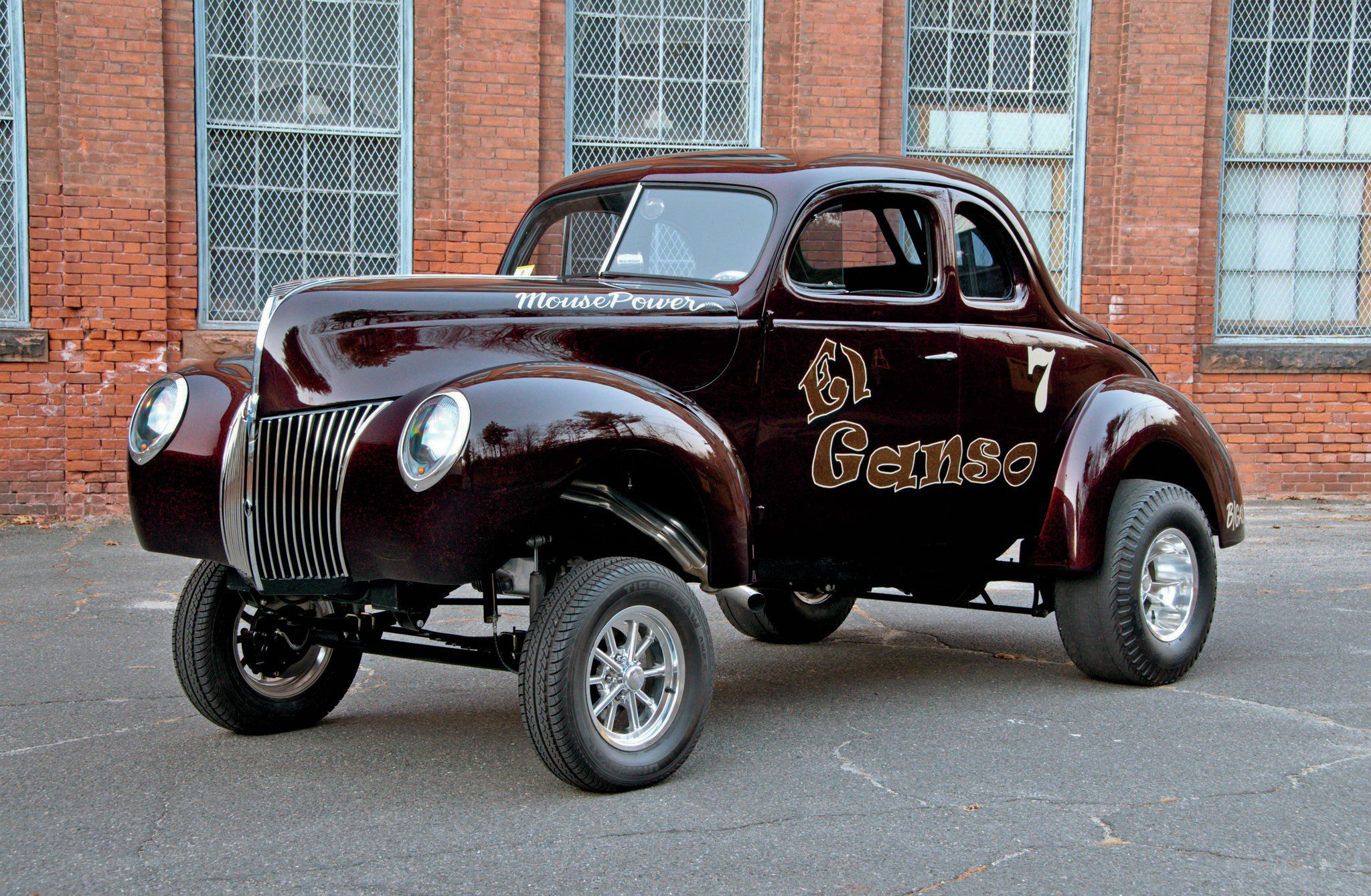 1940 Ford Coupe - Street Shaker - Hot Rod Network | Model