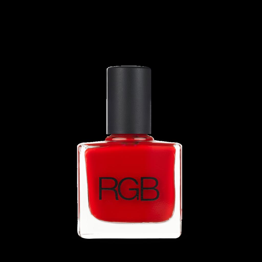 ¡Regala lo bueno! En nuestra 'wish list': Esmalte de Uñas libre de tóxicos en 'Scarlet' de RGB Cosmetics #garameansgood #bellezanatural #libredetóxicos #nontoxicbeauty #RGB #esmaltedeuñas #nailpolish #RGBCosmetics #scarlet