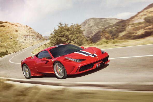 Ferrari 458 speciali 2014
