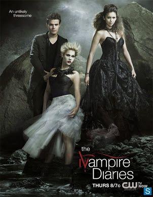 The Vampire Diaries Como Protagonista Tenemos A Elena Gilbert