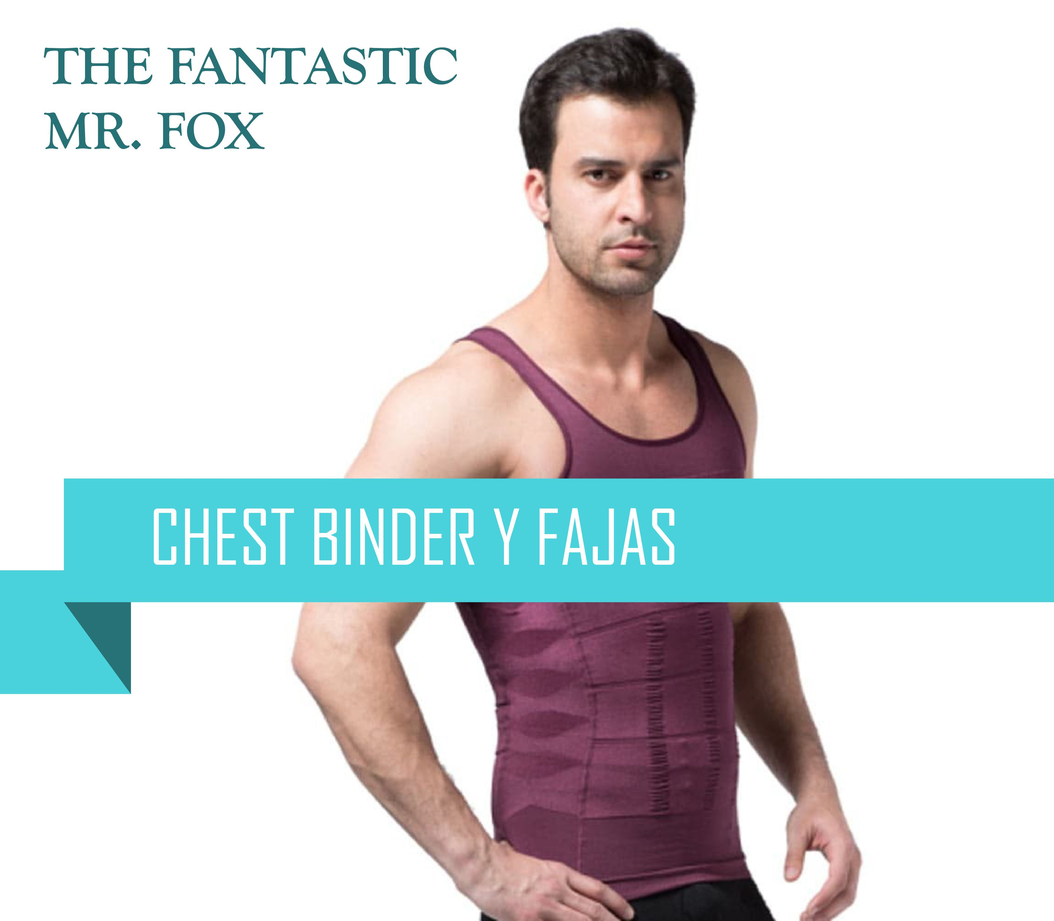 Revisa la guía más completa de chest binder y fajas para chicos trans! http: