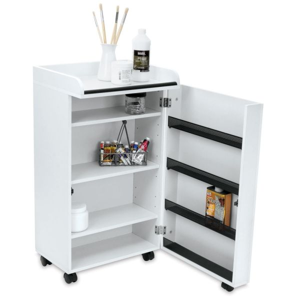 Studio Designs Utility Organizer Blick Art Materials Craft Storage Cabinets Adjustable Shelving Cabinets Organization