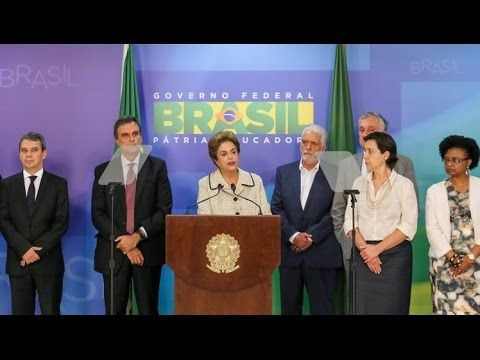 Dilma avalia como imoral ataques de opositores - YouTube. Por José Jakson Cardoso