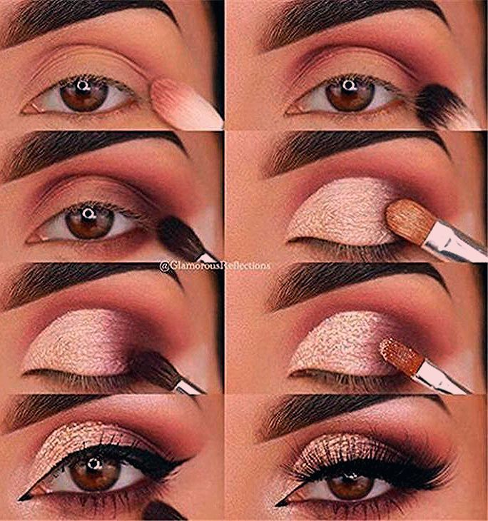 Photo of 23 Natürliche Smokey Eye Make up zeugen Sie prächtig