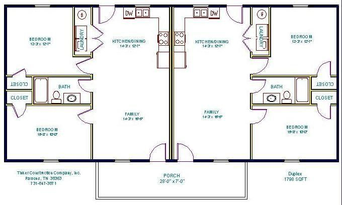 elegant 1 bedroom duplex house plans duplex floor plans on small modern home plans design for financial savings id=24285
