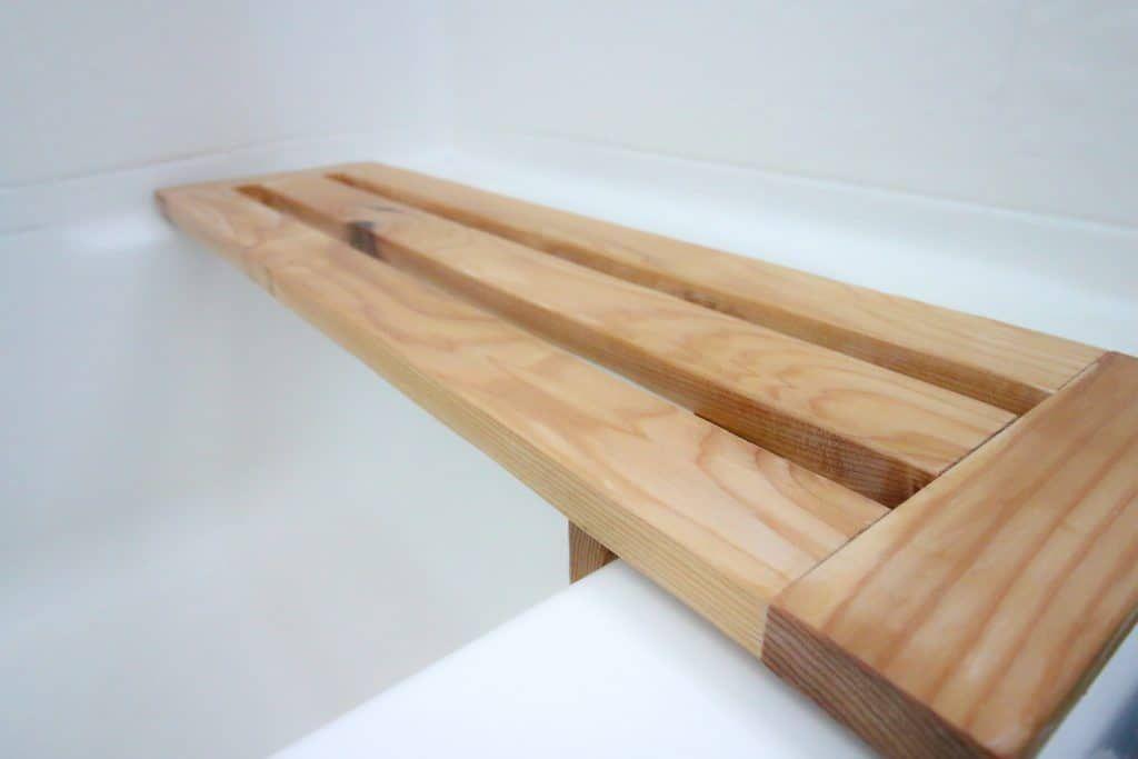 How To Make A Tub Bench Diy Bathtub Baby Bath Beginner Woodworking Projects