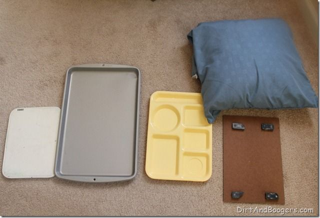 Travel Lap Board