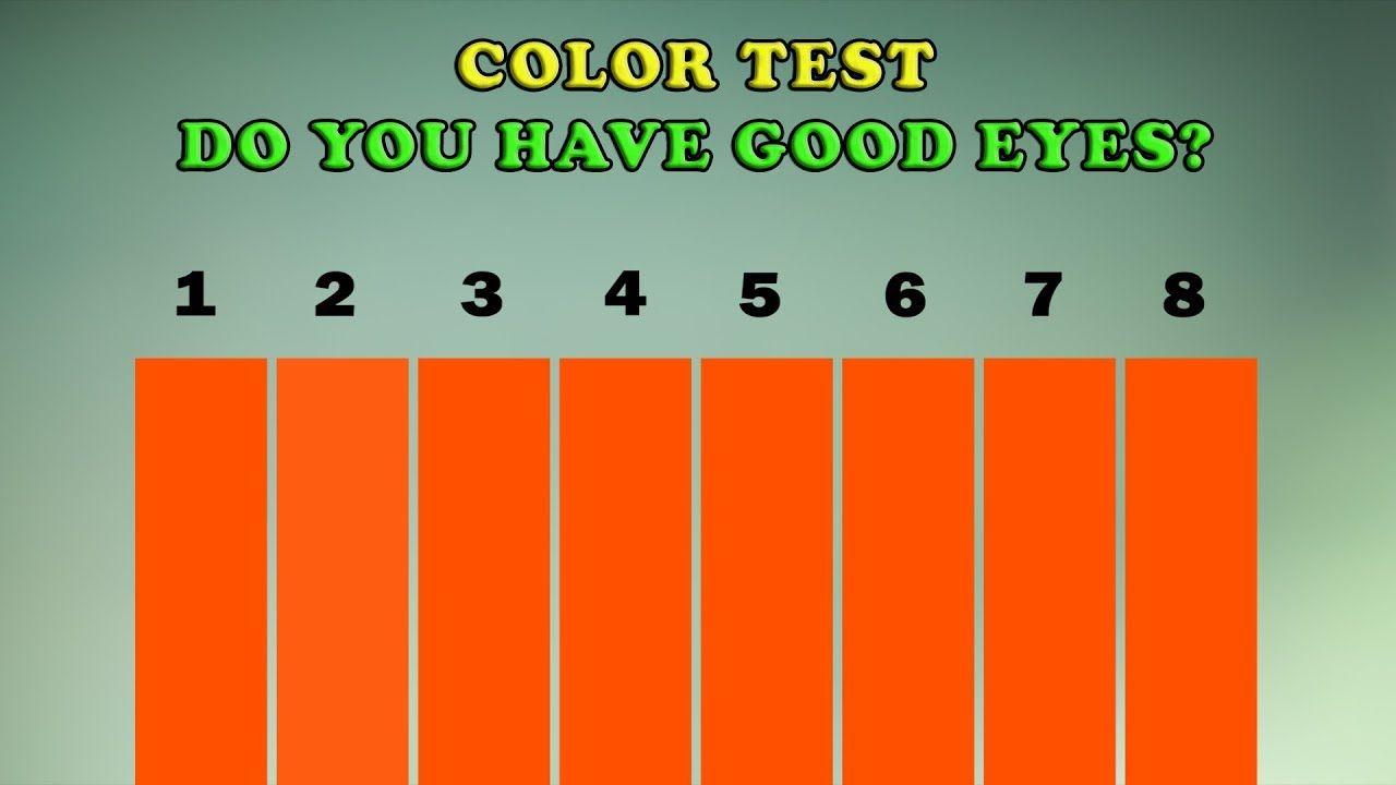 How Good Are Your Eyes Color Test Optical Illusions Eye Test 3 Eye Color Test Optical Illusions Color Test,Department 56 Christmas Village Sets