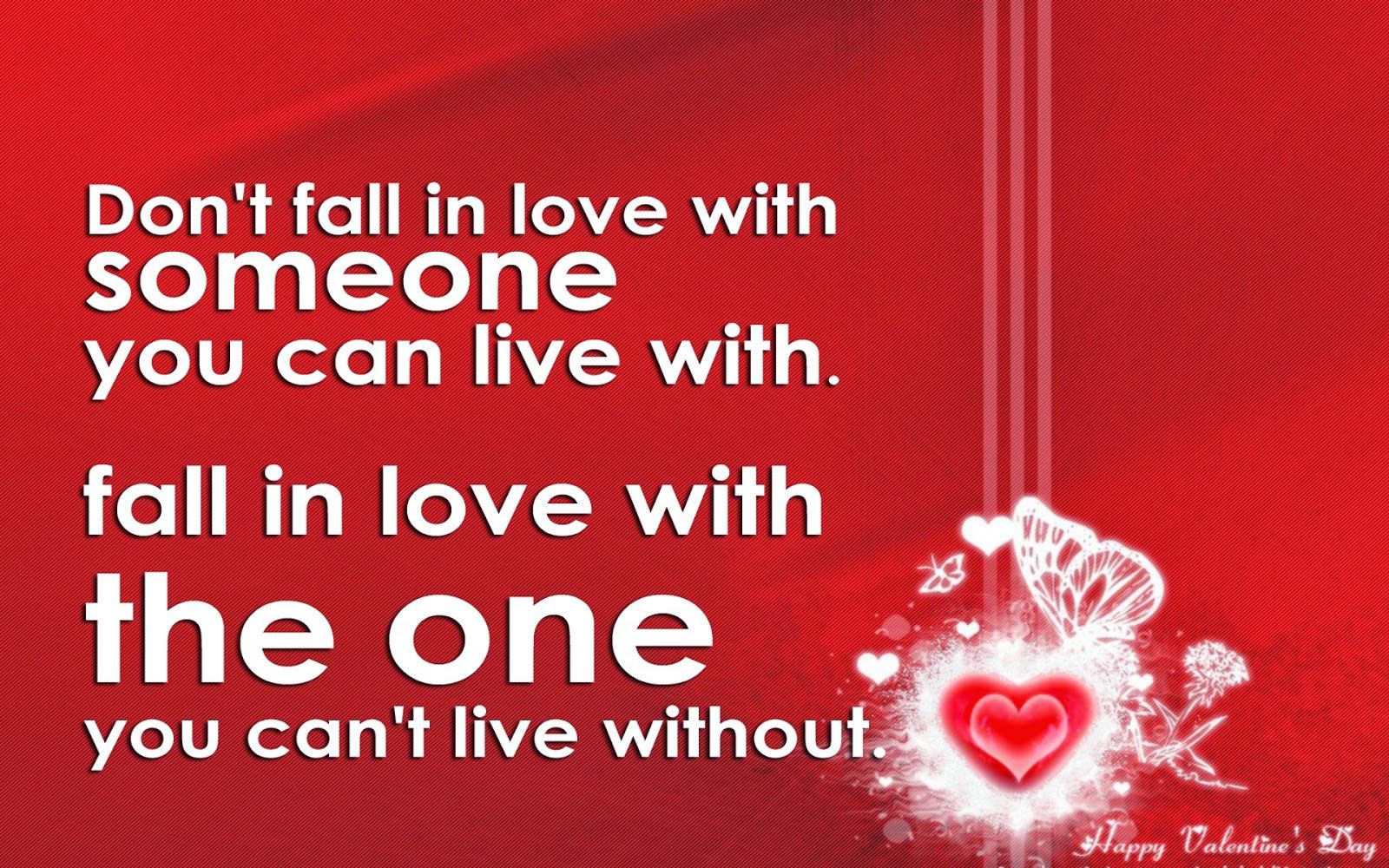 Valentines Day Quotes For Him Quotes About Falling For Someone With A Girlfriend Valentine Day .