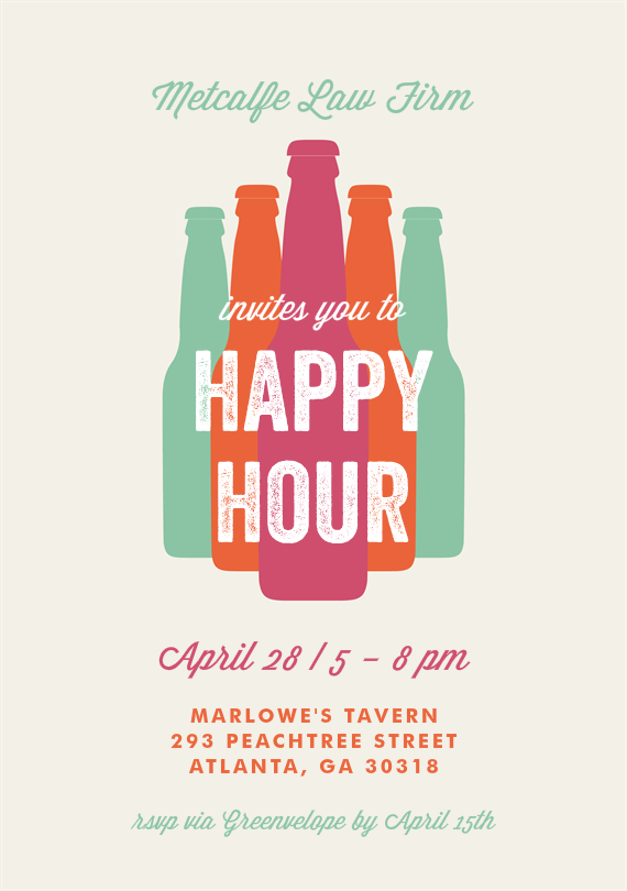 Bottled Happy Hour Invitations In Creme  Happy Hour And. Template For Book Cover. Breast Cancer Flyer Template. Free Printable Tickets. Incredible Unit Clerk Cover Letter. Child Custody Agreement Template. Event Flyer Templates Free Download. Lease Purchase Agreement Template. Blank Tee Shirt Template