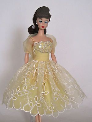 Candlelight-Dinner-Vintage-Reproduction-Barbie-Doll-Dress-Clothes-Fashions