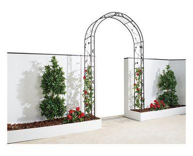 Aldi Us Gardenline Garden Arch Flower Farming