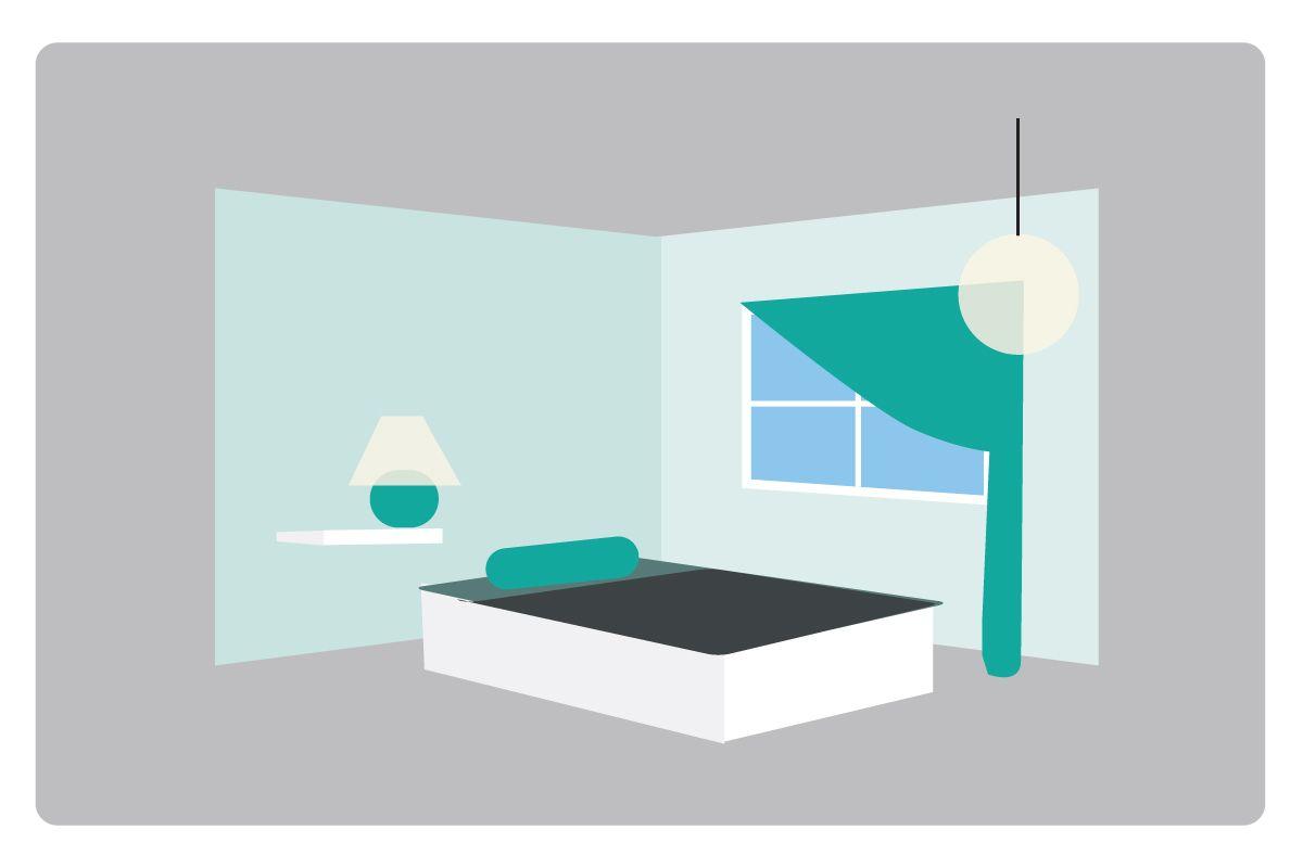 How To Arrange A 10 X 11 Bedroom Hunker Bedroom Arrangement