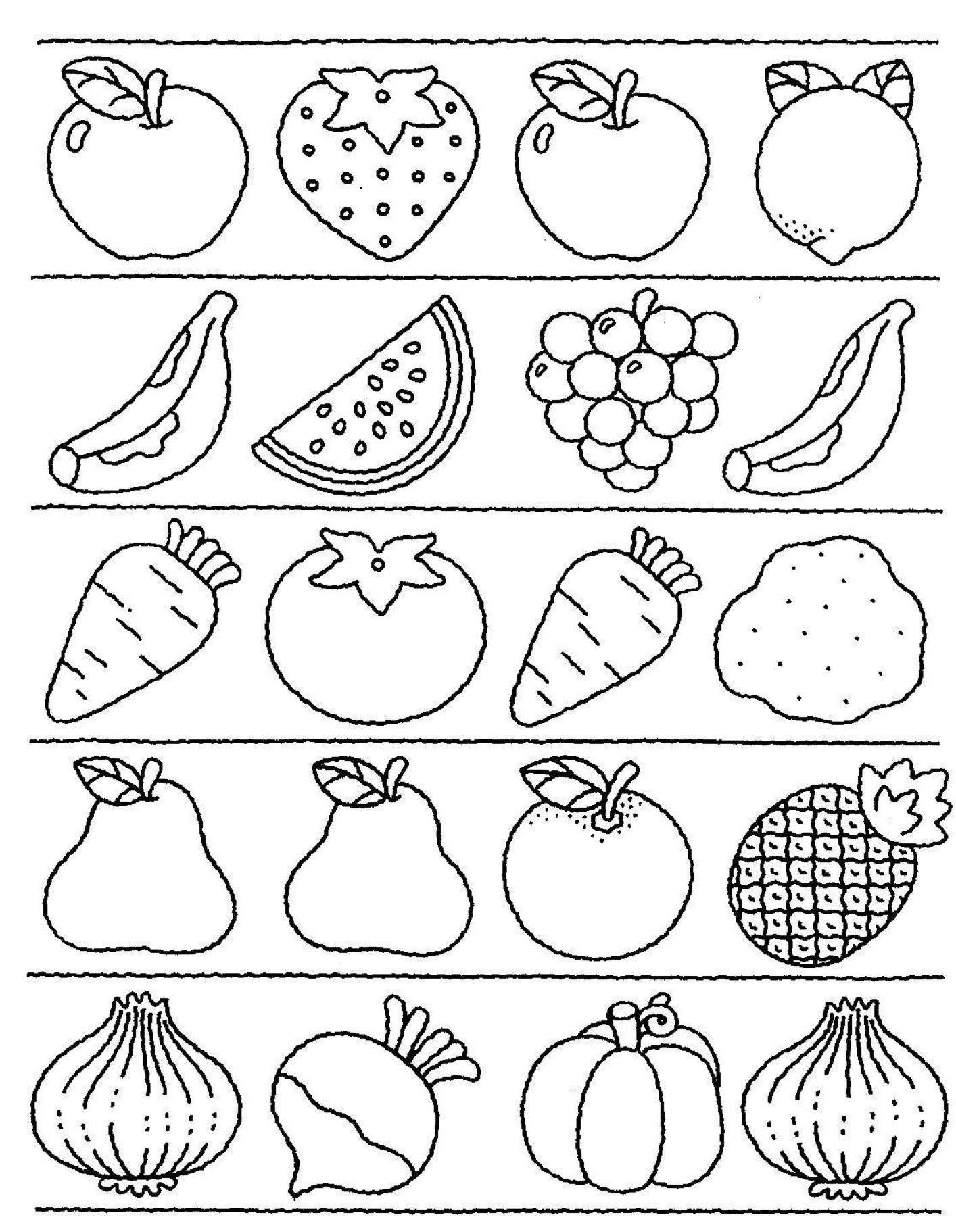 картинки раскраски с заданиями фрукты совокупного энергопотребления россии