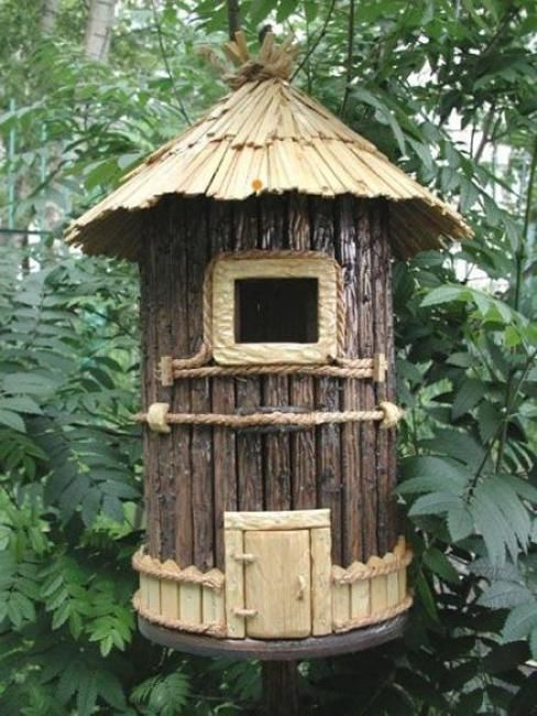 Rustic Wood Birdhouse Design Ideas, Natural Choices for ... on modern birdhouse designs, mosaic birdhouse designs, cute birdhouse designs, exotic birdhouse designs, awesome birdhouse designs, unusual birdhouse designs, interesting birdhouse designs, whimsical birdhouse designs, ornate birdhouse designs, creative birdhouse designs,