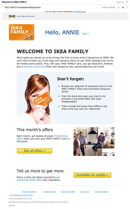Ikea Gift Card Jess Wishlist Pinterest