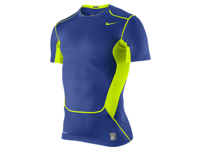 Sin aliento patio Culo  Nike Pro Combat Hypercool 2.0 Compression Short-Sleeve Mens Shirt ...
