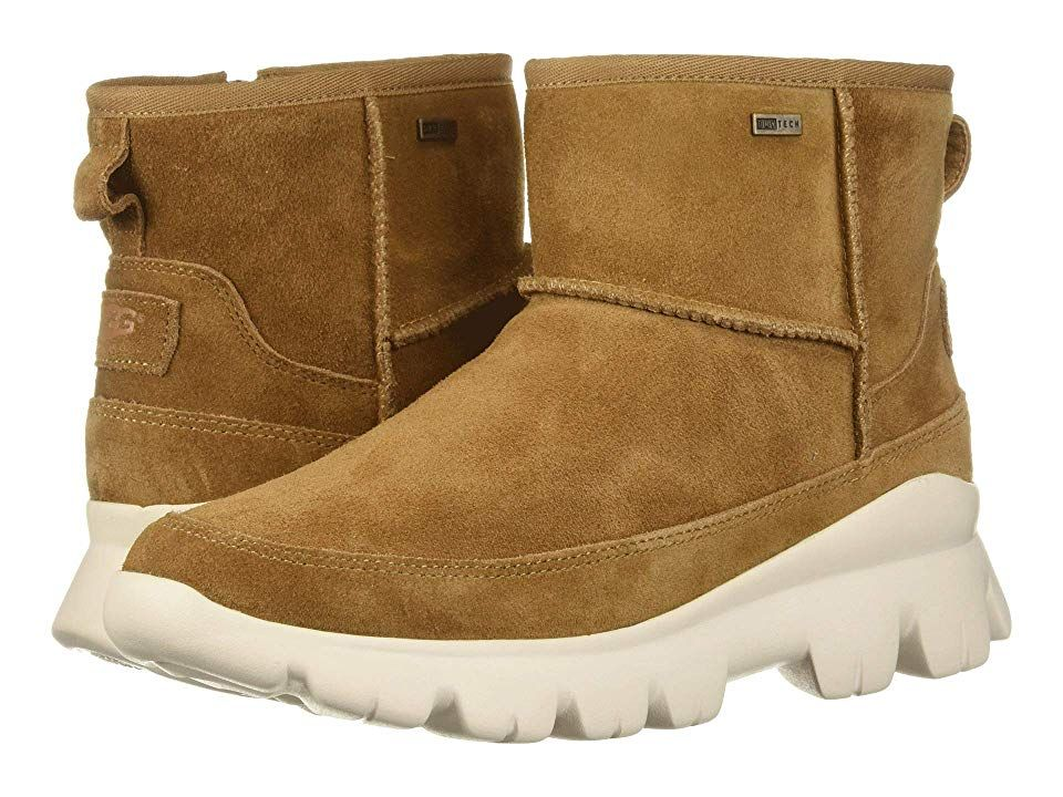 7f707a0cc39 UGG Palomar Sneaker (Chestnut) Women's Slip on Shoes. Tough weather ...