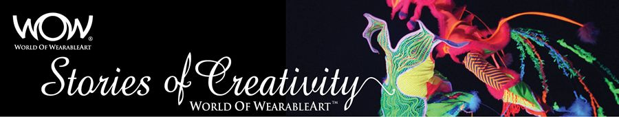 Stories of Creation  -- World of Wearable Art