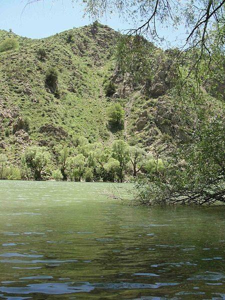 Marmisho Lake, Urmia _ دریاچه مارمیشو، اورمیه