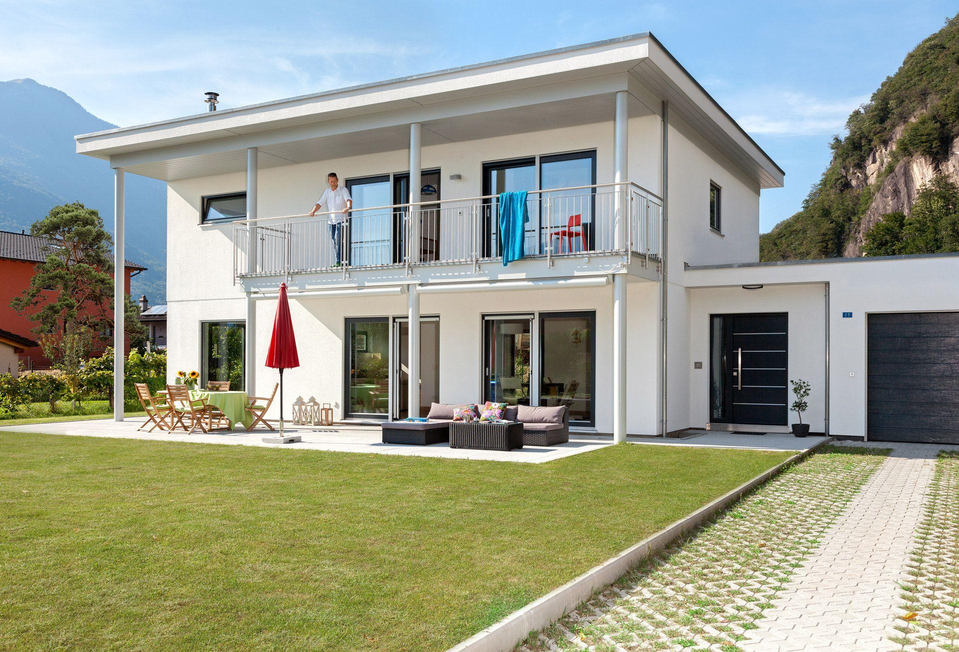 SchwörerHaus Haus mit moderner Architektur