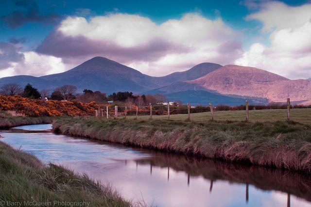 Mournes From Twelve Arches Visit Northern Ireland Irish Landscape Dream Vacations